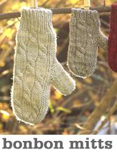 BonBon mittens