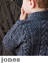 Jones by Tin Can Knits