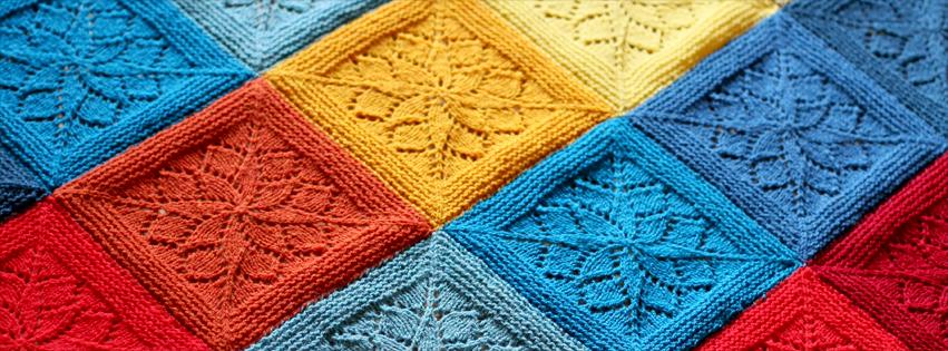 VIVID blanket Tin Can Knits