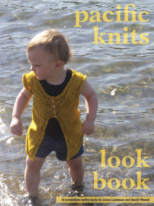Pacific Knits Look Book