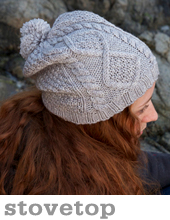 Stovetop Hat by Tin Can Knits