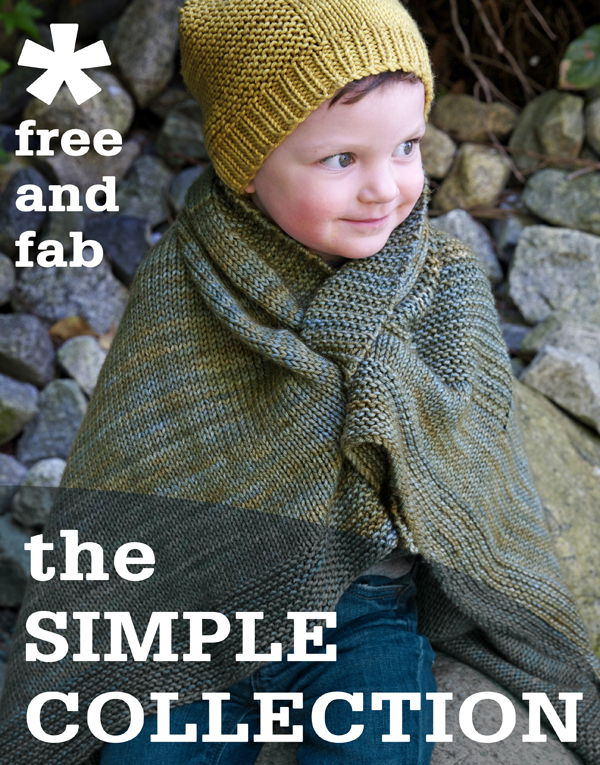 The Simple Collection A Learn To Knit Series By Tin Can Knits