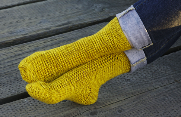 Rye Socks By Tin Can Knits A Free Pattern From The Simple Collection