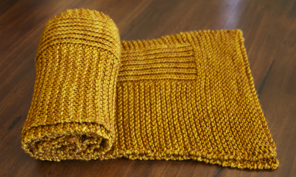 Wheat Scarf By Tin Can Knits A Free Pattern From The Simple Collection