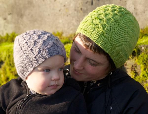 Gather Hat by TIn Can Knits