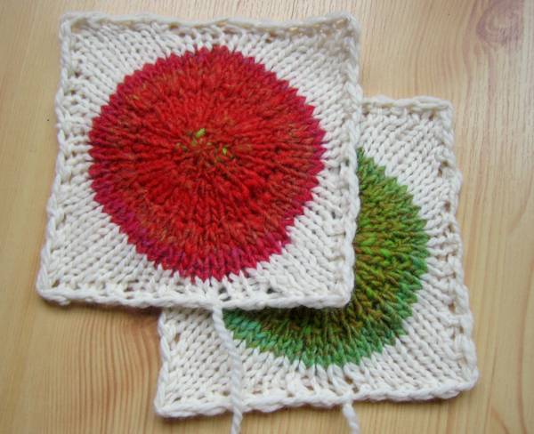 Crochet Stitches Slip Stitch : Slip Stitch Crochet Seam Tutorial Tin Can Knits