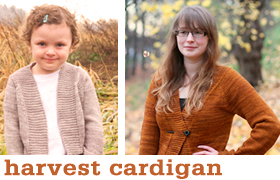 Harvest Cardigan tutorial